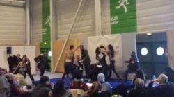 Des Femen perturbent une conférence de Tariq