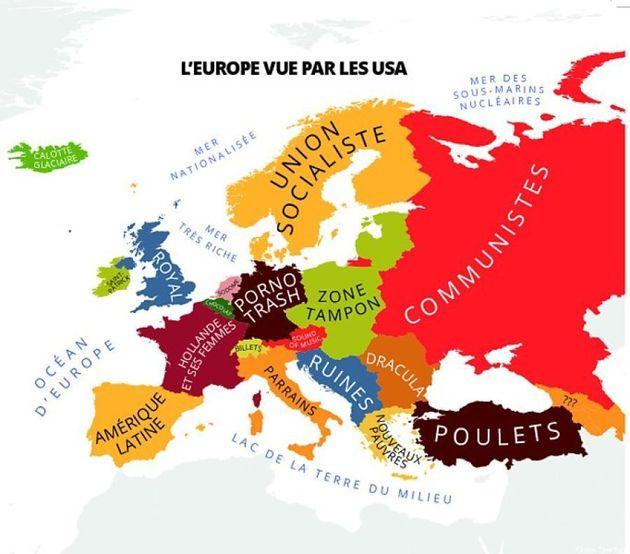 Comment les Français voient l'Europe? La réponse de