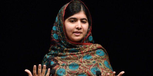 Réaction de Malala pour le Nobel de la paix :