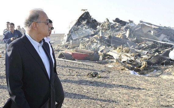 Un avion russe s'écrase en Égypte avec 224 personnes à bord, aucun survivant parmi les débris retrouvés...