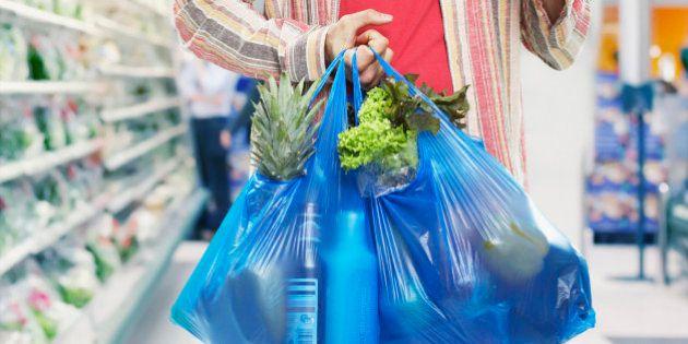 L'interdiction des sacs plastiques et de la vaisselle jetable votée par les