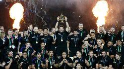 Les All Blacks champions du monde pour la troisième