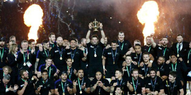 VIDÉOS. La Nouvelle-Zélande championne du monde de rugby pour la troisième