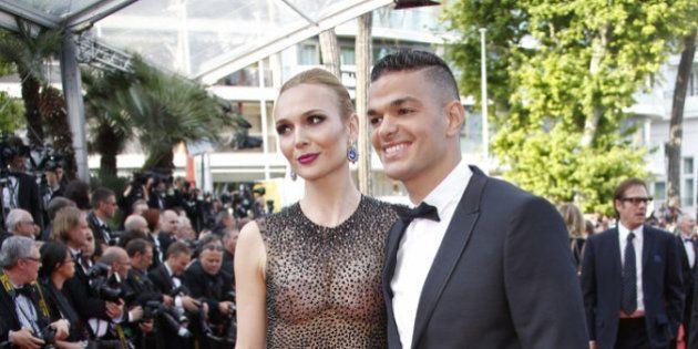 Qui est Angela Donava, la jeune femme qui a monté les marches du festival de Cannes avec Hatem Ben