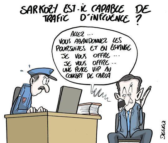 Nicolas Sarkozy est-il coupable de