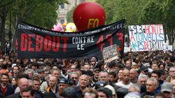 Entre 11.000 à 55.000 manifestants à Paris contre la loi