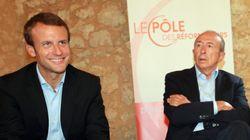 Le maire de Lyon Gérard Collomb soutient Macron pour