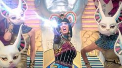 Katy Perry serait une voleuse et une sorcière... selon des rappeurs
