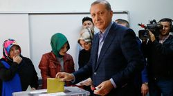 Triomphe pour le parti d'Erdogan aux législatives