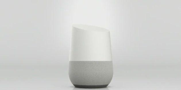 Google dévoile Home, un assistant personnel qui veut trôner dans votre