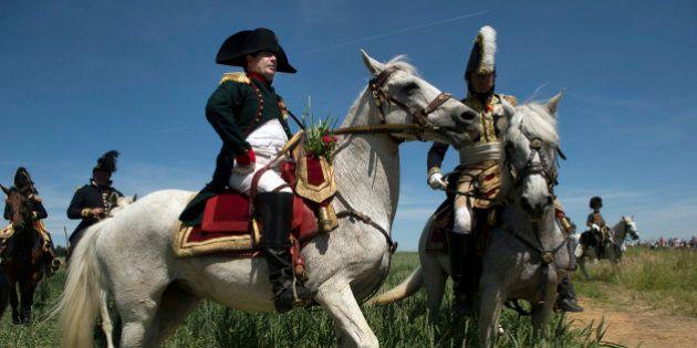 Bicentenaire de Waterloo: cet autre 18 juin qui ne passe pas en