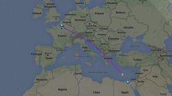Le vol Egyptair MS804 entre Paris et Le Caire s'abîme au large de l'île grecque de