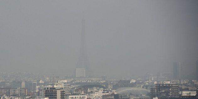 Forte pollution aux particules fines lundi 2 novembre en
