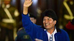 Evo Morales élu une troisième fois en