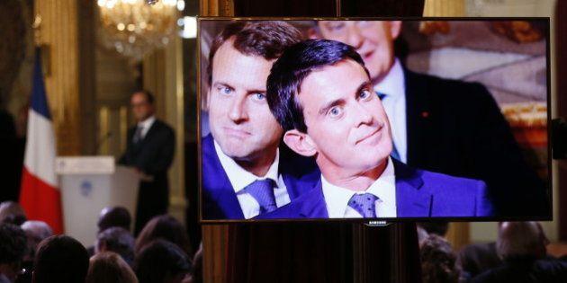 Assurance chômage: Hollande et Valls se contredisent pour le meilleur et pour le