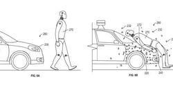 Une Google Car scotchante,