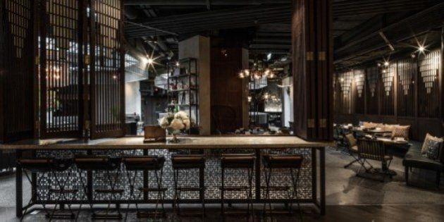 VIDÉO. Le prix de la meilleure décoration d'intérieur est attribué au restaurant MOTT 32 à Hong