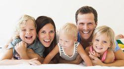 22 choses qui changent quand on a trois enfants plutôt que