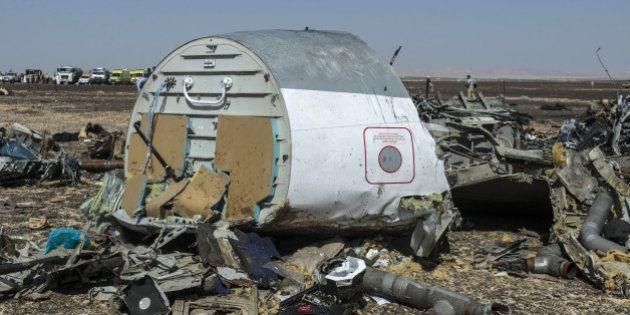 La compagnie aérienne Kogalymavia assure que la cause du crash de son avion en Égypte est