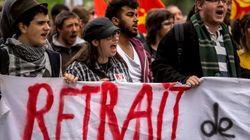 Petit rebond de la participation à la manifestation anti-loi travail à
