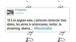 Résultats du Bac 2014: les meilleurs tweets des
