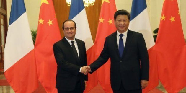 La France et la Chine s'engagent pour un accord