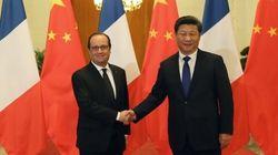 La France et la Chine s'engagent pour un accord
