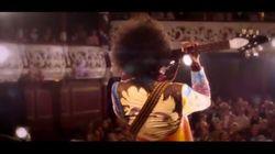 La bande-annonce du biopic sur Jimi Hendrix avec Andre