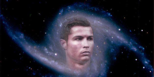 CR7, la galaxie la plus lumineuse jamais observée baptisée (en partie) en hommage à Cristiano