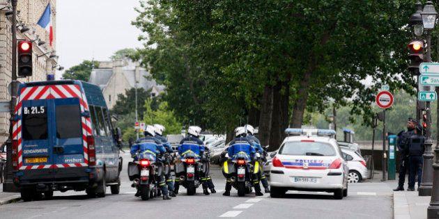 Salah Abdeslam entendu au palais de justice de Paris pour son premier interrogatoire en
