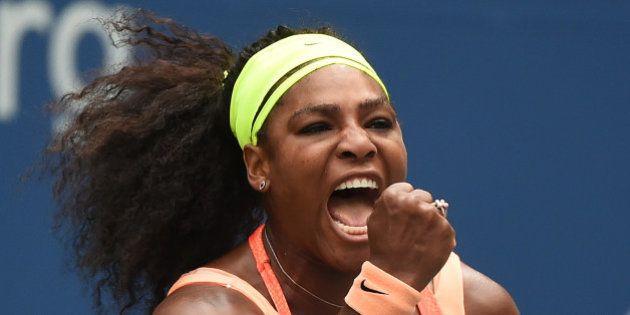 L'astuce de Serena Williams pour être heureuse? Changer de mot de