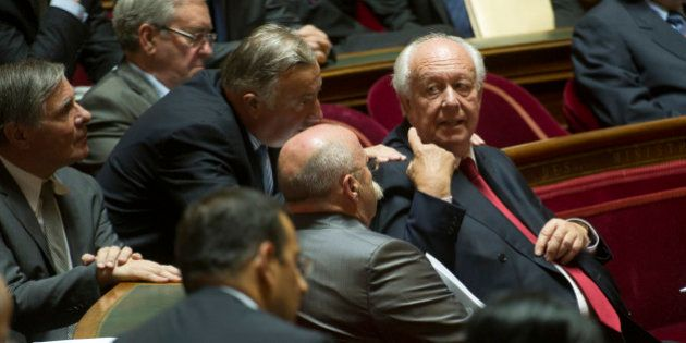 Les sénateurs UMP recevaient 8000 euros d'