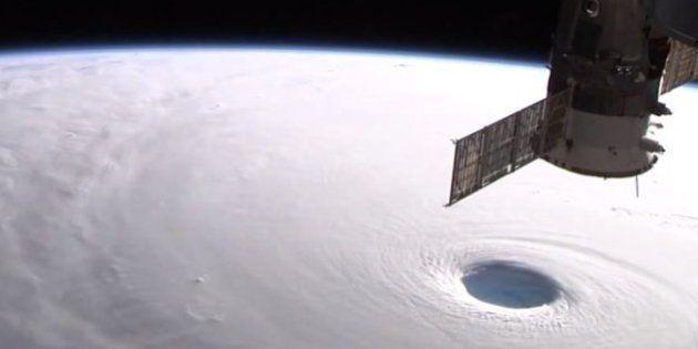 VIDÉO. Le typhon Vongfong au Japon vu de
