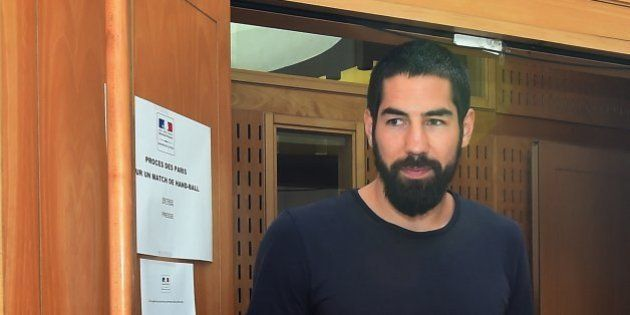 Nikola Karabatic dans l'affaire des paris suspects :