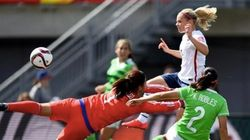 La France atomise le Mexique et se qualifie pour les 1/8e de finale du Mondial