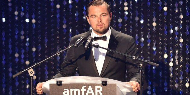 Leonardo DiCaprio est invisible à Cannes... sauf la nuit à