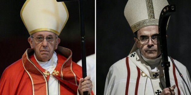 Le cardinal Barbarin a été reçu par le pape François au