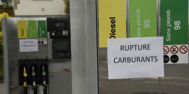 La pénurie dans les stations essence de l'Ouest et du Nord ne va pas s'arrêter de