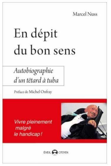 Derrière mes livres, le handicap