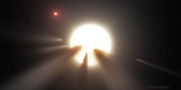 Pourquoi l'étoile KIC 8462852 affole scientifiques et fans
