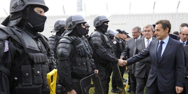 Nicolas Sarkozy veut privatiser une partie de la sécurité, gare aux effets
