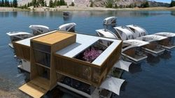 Appartement ou catamaran? Les deux mon