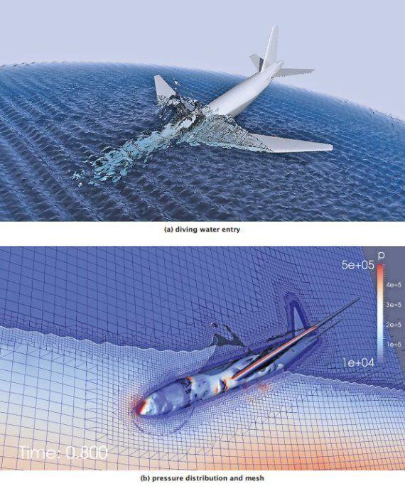 L Avion Disparu De La Malaysia Airlines Aurait Coule A Pic Selon Des Scientifiques Le Huffpost