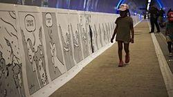 Le record du monde de la plus longue bande dessinée a été
