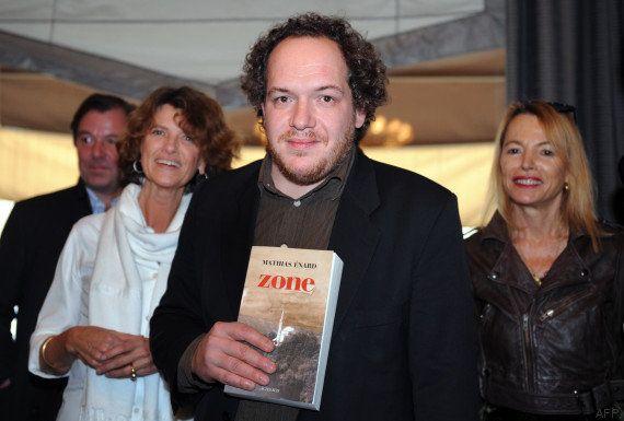 Mathias Enard remporte le Goncourt avec