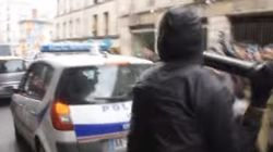 Voiture de police incendiée: 4 hommes mis en examen pour tentative de