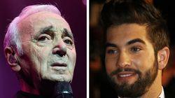 Aznavour et Kendji en duo aux NRJ Music