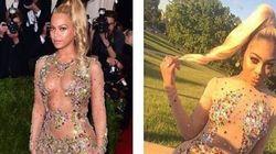 Cette ado a copié la robe de Beyoncé pour son bal de