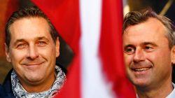 Suspense en Autriche, les deux rivaux à la présidentielle au coude à