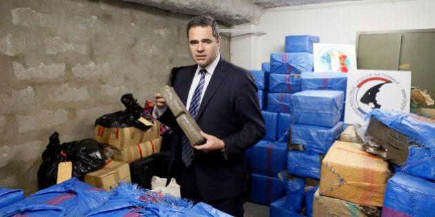 L'ex-chef des Stups, François Thierry, aurait couvert un énorme trafic de cannabis en